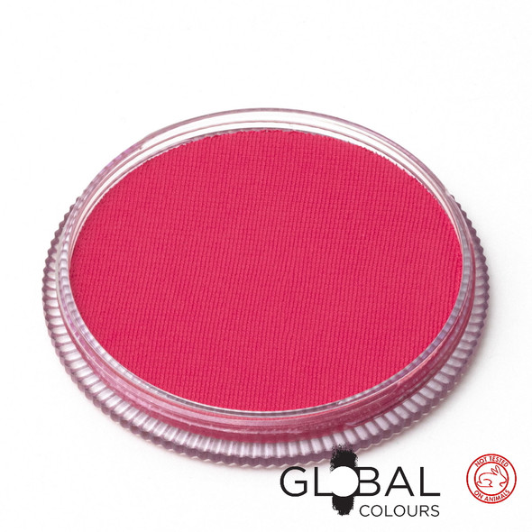 PINK Face and Body Paint Makeup by Global Colours 32g