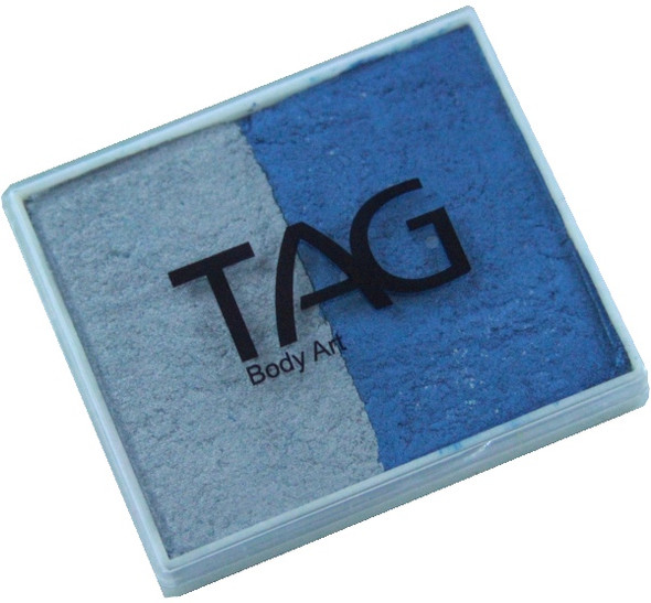 PEARL BLUE-SILVER by TAG Body Art