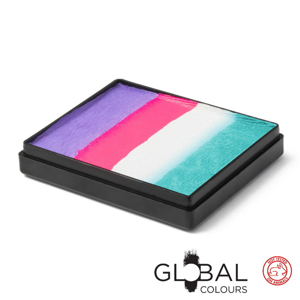 UNICORN DREAM 50g Split Cake by Global Colours