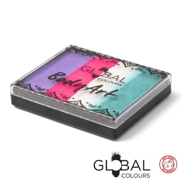 UNICORN DREAM 50g Split Cake by Global Colours