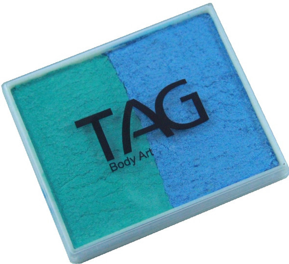 PEARL TEAL-SKY BLUE by TAG Body Art