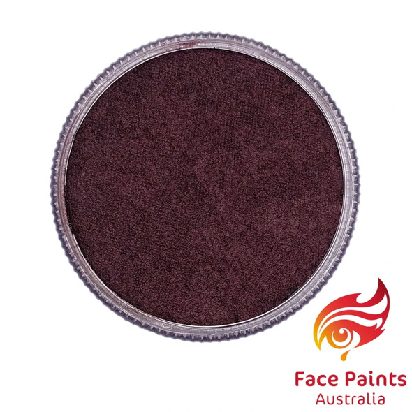 CLARET METALLIX by Face Paints Australia