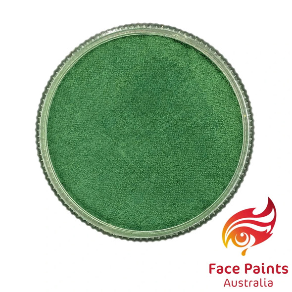 PIXIE GREEN METALLIX by Face Paints Australia