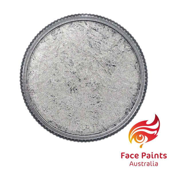 ULTIMATE SILVER METALLIX by Face Paints Australia