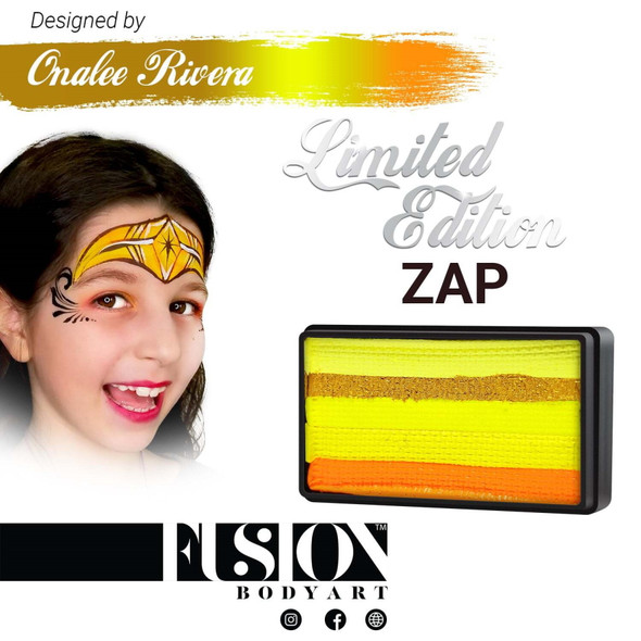 ZAP - Onalee Rivera - Fusion Body Art face paint 30g