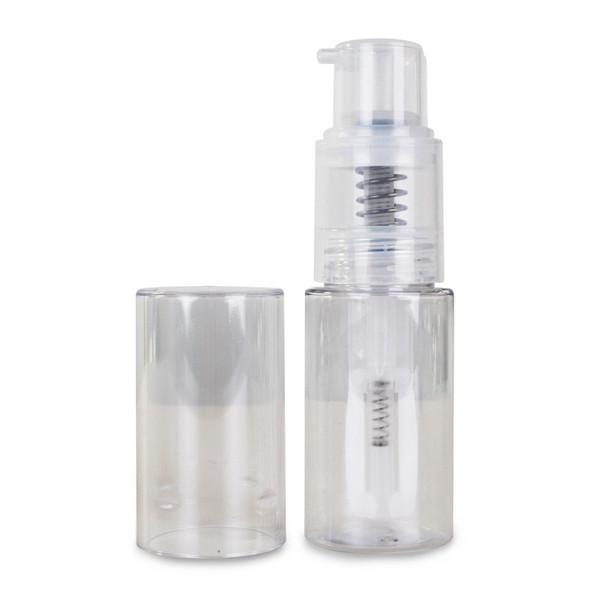Glitter Pump Bottle - empty