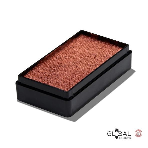 Metallic Copper 20g Face and Body Paint Global Colours Face Paint Shop Australia