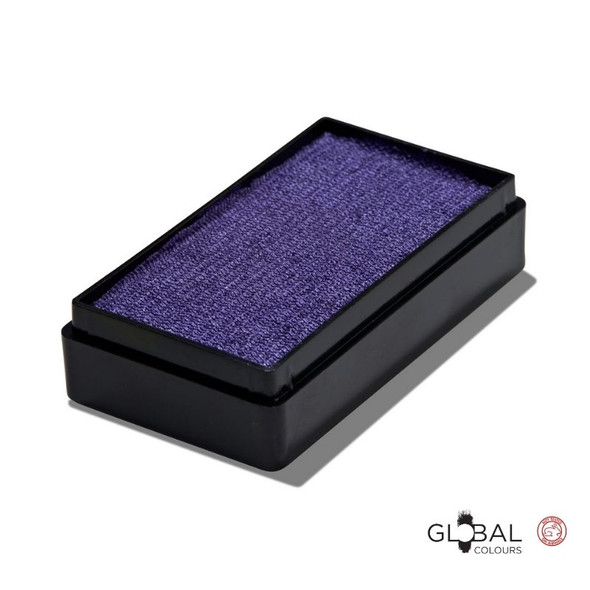 Pearl Lilac 20g Face and Body Paint Global Colours Face Paint Shop Australia