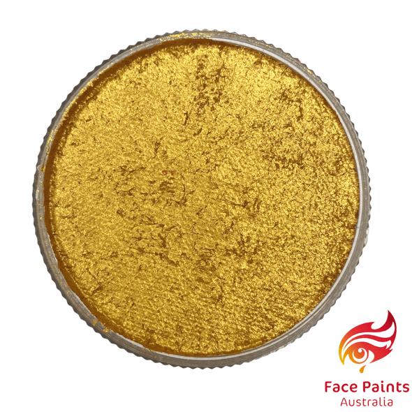 Face Paints Australia Gold Rush 30g