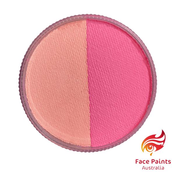 Face paints australia LIGHT PINK / PINK split 30g
