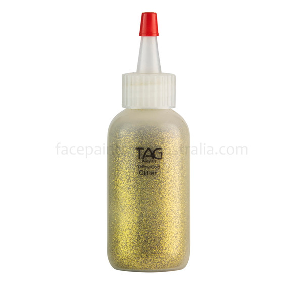 GOLD Cosmetic Glitter Dust by Tag Body Art
