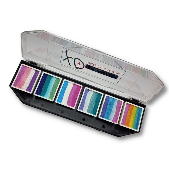 Delightful Face Paint Palette XO Art Co