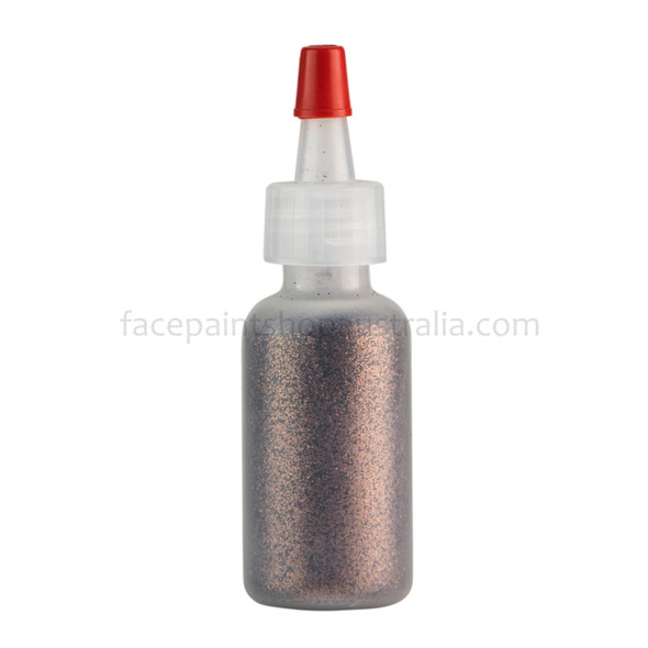 BRONZE Cosmetic Glitter Dust (loose) by Tag Body Art