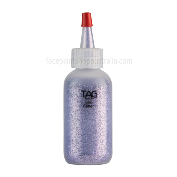 LILAC aka LIGHT PURPLE Cosmetic Glitter Dust (loose) by Tag Body Art