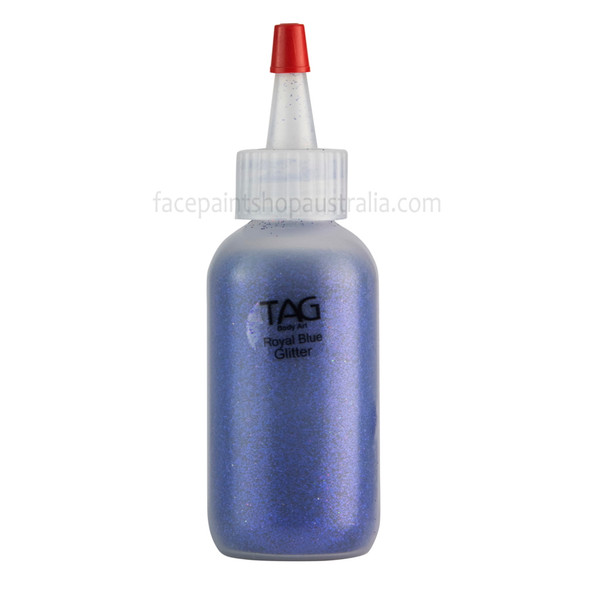 ROYAL BLUE Cosmetic Glitter Dust (loose) by Tag Body Art