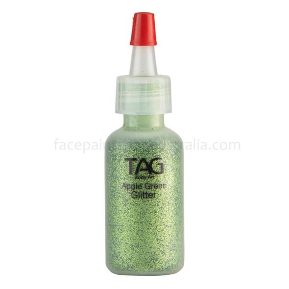 Cosmetic glitter apple green 15/ 12g