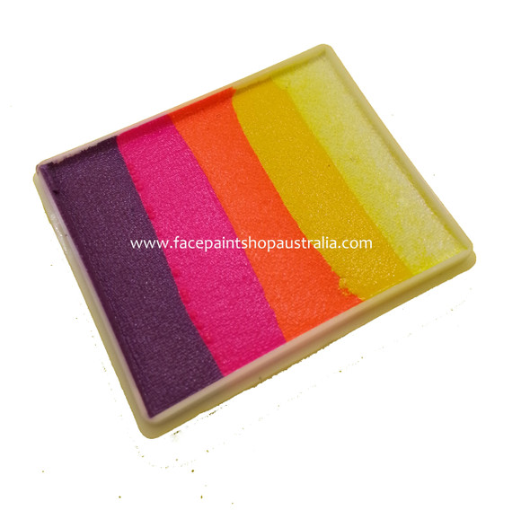 professional quality face paint supplies in Australia TAG sunset at Face Paint Shop Australia