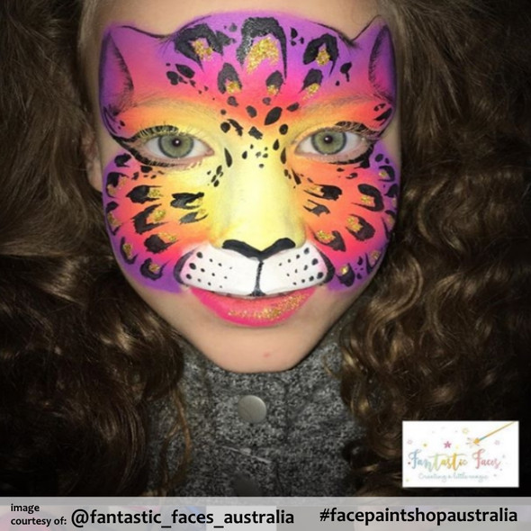 Image courtesy of Sharyn Dent @fantastic_faces_australia