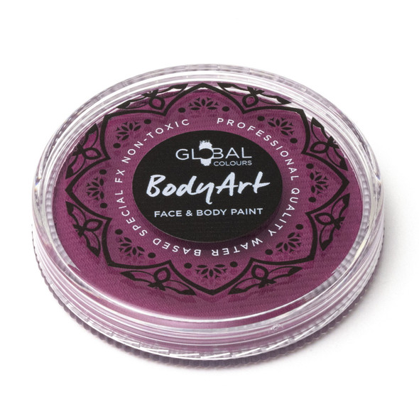 MAGENTA Face and Body Paint Makeup by Global Colours 32g *New Formula*