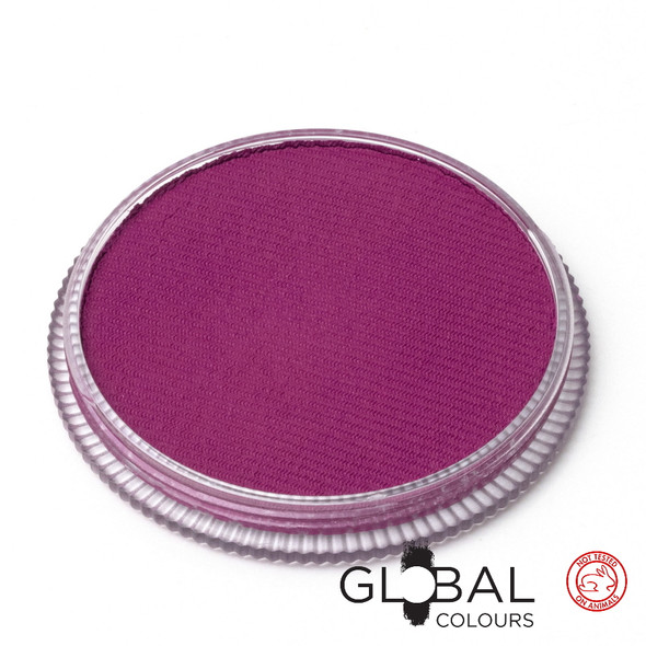 MAGENTA Face and Body Paint Makeup by Global Colours 32g