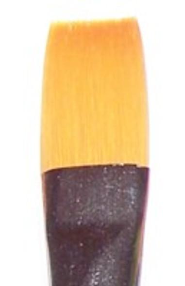 TAG flat brush #6 face paint brush Australia