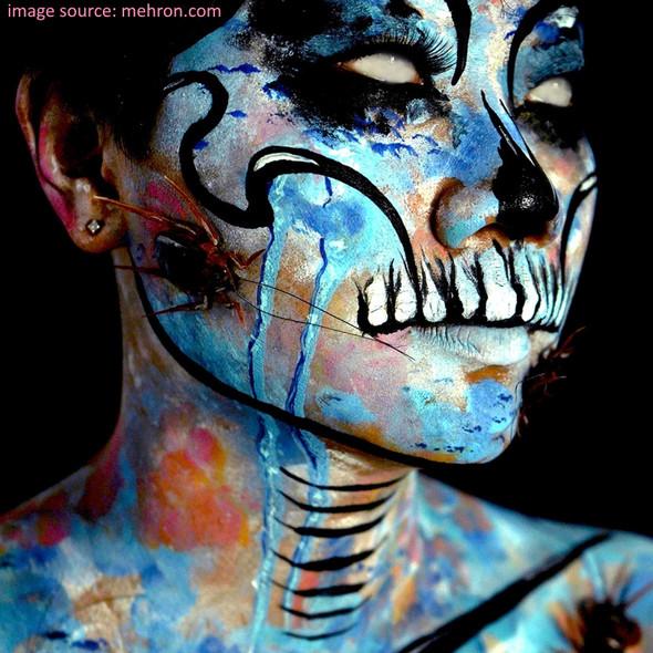 NUANCE Mehron Paradise Makeup AQ™ Palette 8 Colours