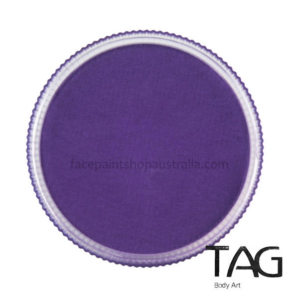 REGULAR PURPLE face and body paint by TAG