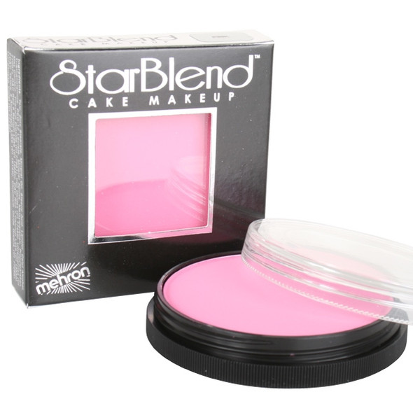 PINK Starblend Powder by Mehron Cake Makeup 56g
