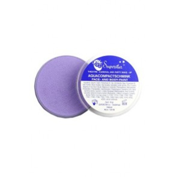 16g SUPERSTAR FACE PAINT PASTEL LILAC 037