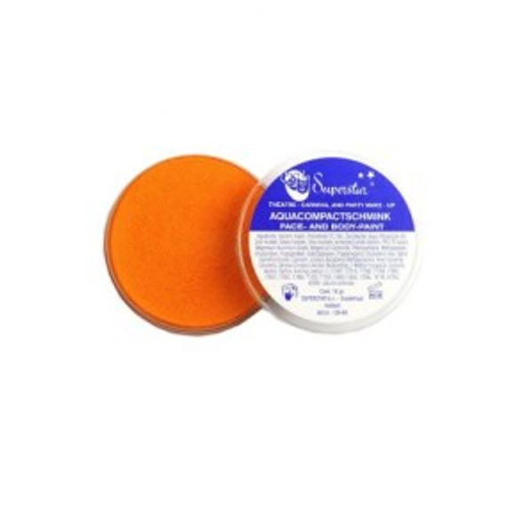 16g SUPERSTAR FACE AND BODY PAINT LIGHT ORANGE 046
