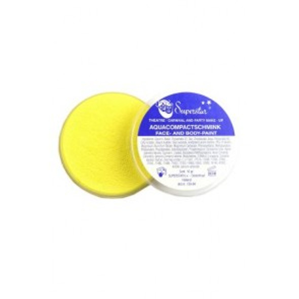 16G SUPERSTAR FACE PAINT PASTEL YELLOW 102