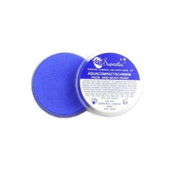 16g SUPERSTAR FACE PAINT BLUE 112
