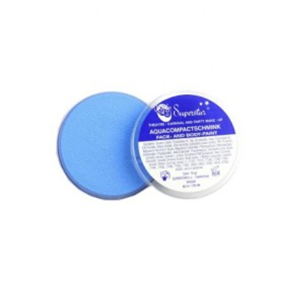 16g SUPERSTAR FACE PAINT PASTEL BLUE 116