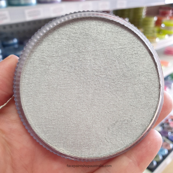 30g party xplosion pro face paint PEARL SILVER