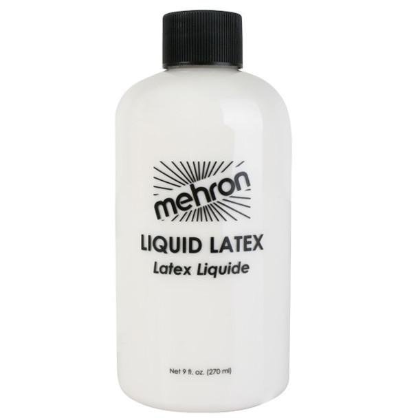 Liquid Latex Clear by Mehron - various sizes