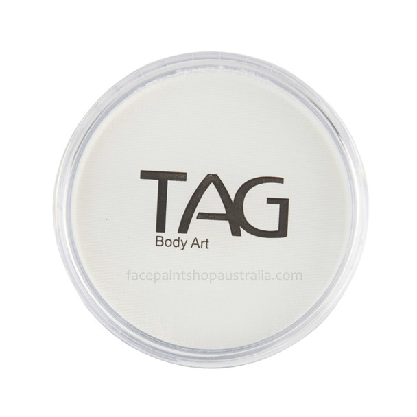 TAG face paint white