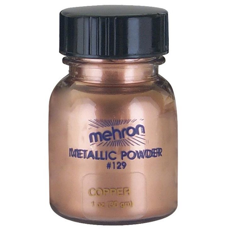 Mehron Metallic Powder COPPER 30g