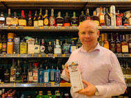 Blackwater Barrys Tea Gin flies off shelves and into Christmas Stockings