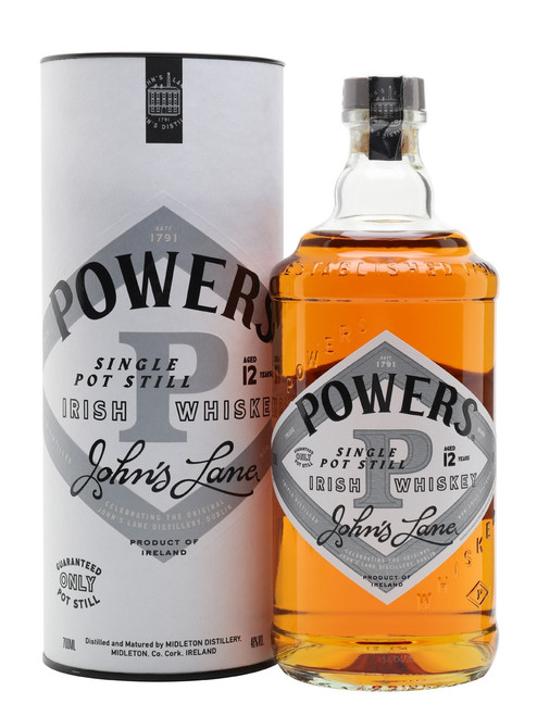 Powers John's Lane 12yr Old Single Pot Still