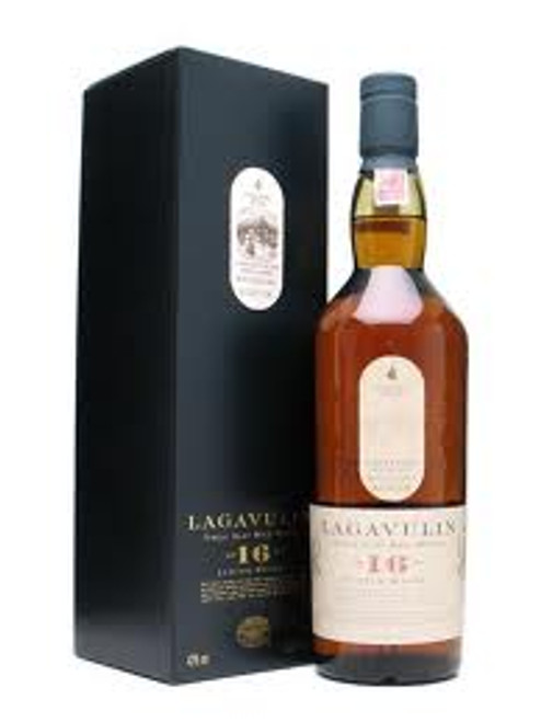 Lagavulin 16yr Old Islay Single Malt