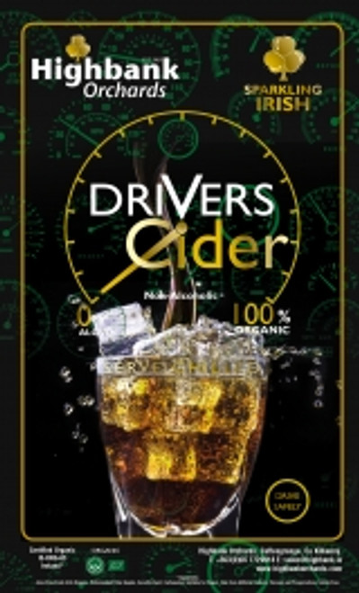 Highbank Drivers Cider