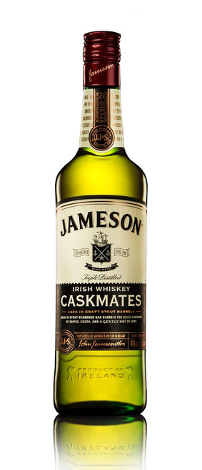 Jameson Caskmates (Aged in stout-seasoned oak barrels)