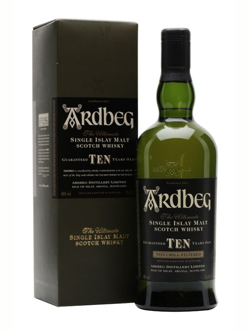 Ardbeg Islay 10yr Old Single Malt 700ml