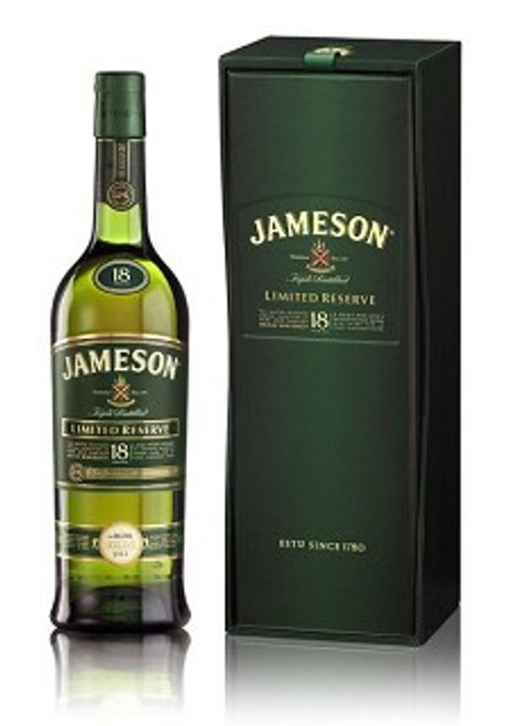 Jameson 18yr Old Limited Reserve