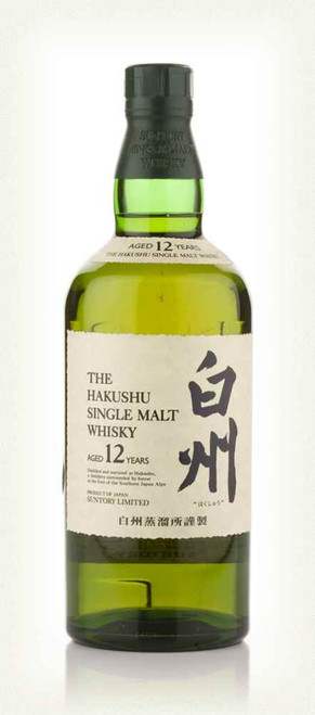 The Hakushu 12yr Old Single Malt