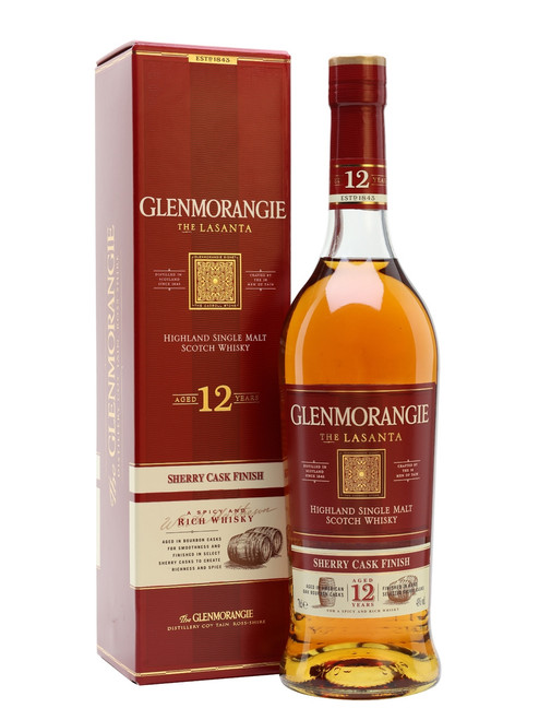 Glenmorangie 12yr Old La Santa Single Malt