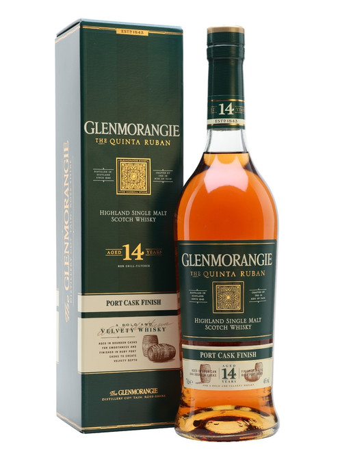 Glenmorangie 14yr Old Quinta Ruban Single Malt