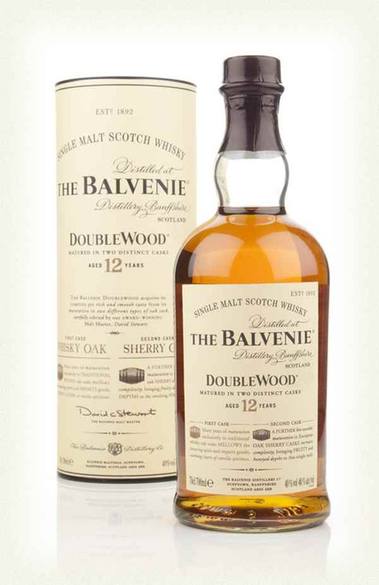 Balvenie Doublewood 12yr Old Single Malt