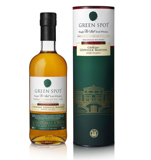 Green Spot Chateau Leoville Barton Single Pot Still