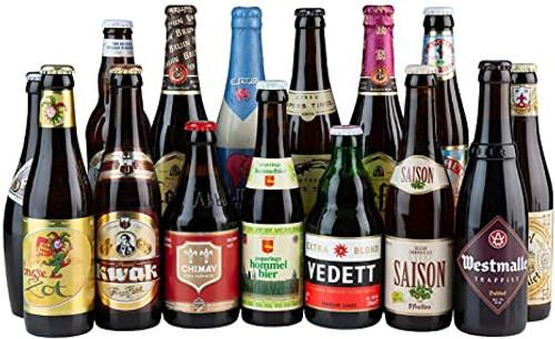 Belgian Beer Selection